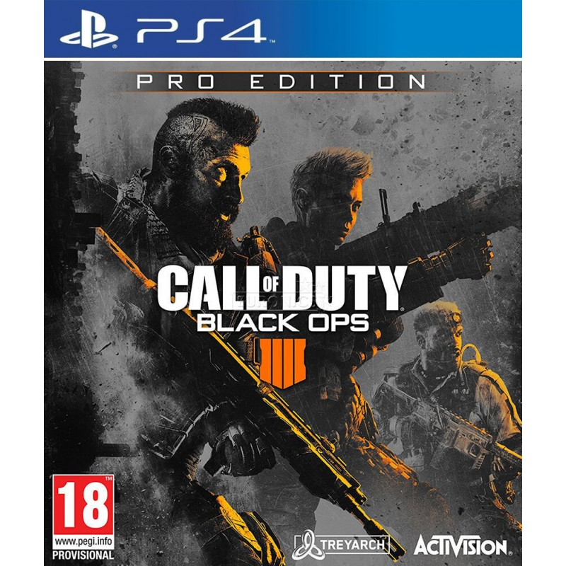 PS4 Call of Duty: Black Ops 4 Pro