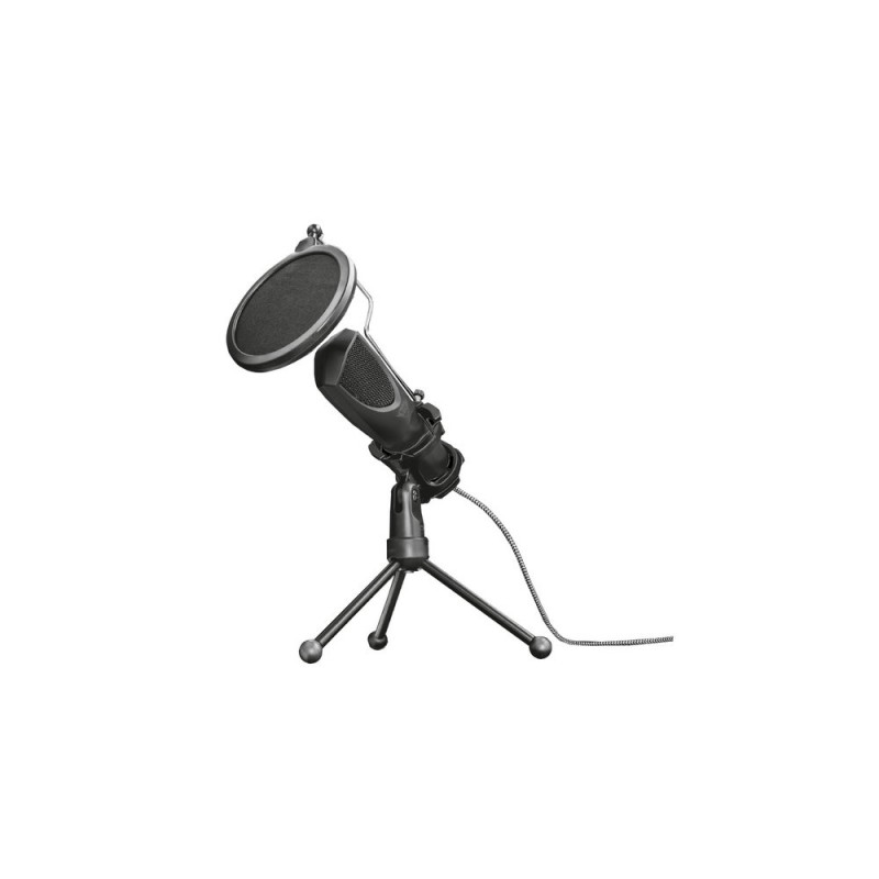 Trust Gaming GXT 232 Mantis Streaming USB-TischMicrophone - black - 22656 ( ΚΩΔ. 51050 )