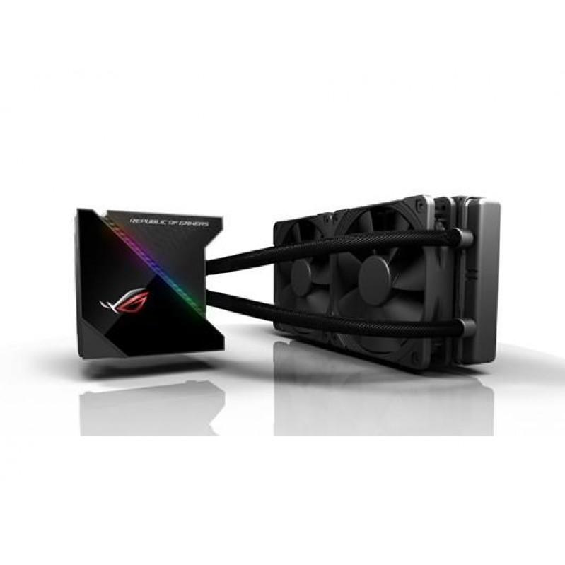 ASUS ROG Ryujin Performance 240mm Liquid CPU Cooler 90RC0030-M0UAY0 (casek) 48625