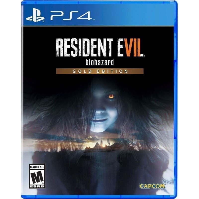 Resident Evil 7: Biohazard - Gold Edition (PS4)
