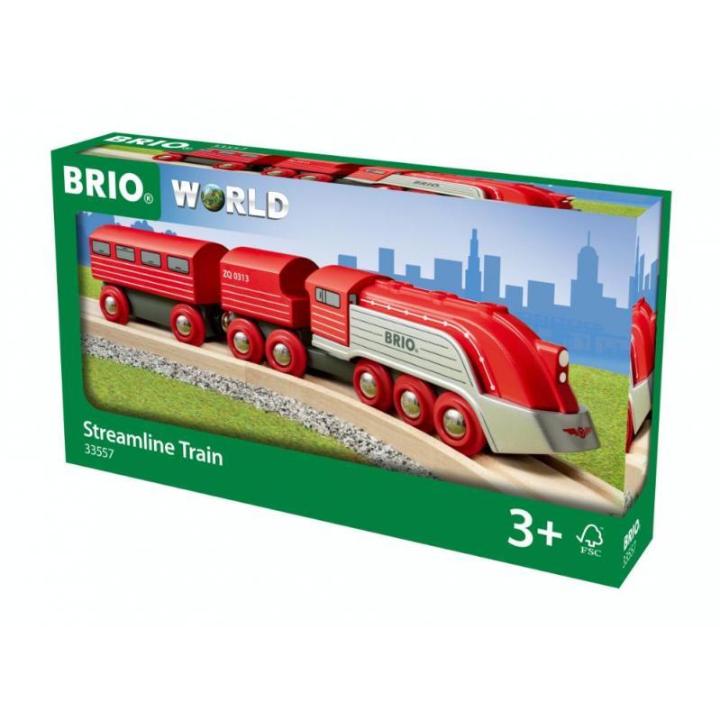 BRIO - Streamline Train (33557)