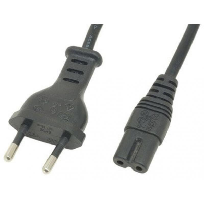 Euro Power Cable For PS4, PS3 Slim And PS2