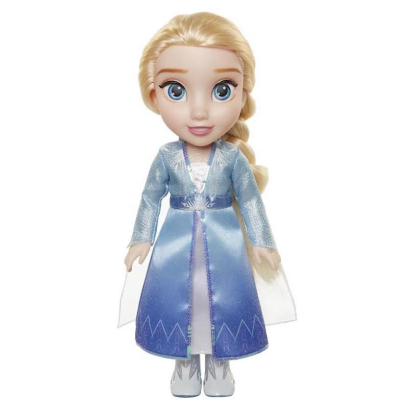 Frozen 2 - Elsa Travel Doll (207054)