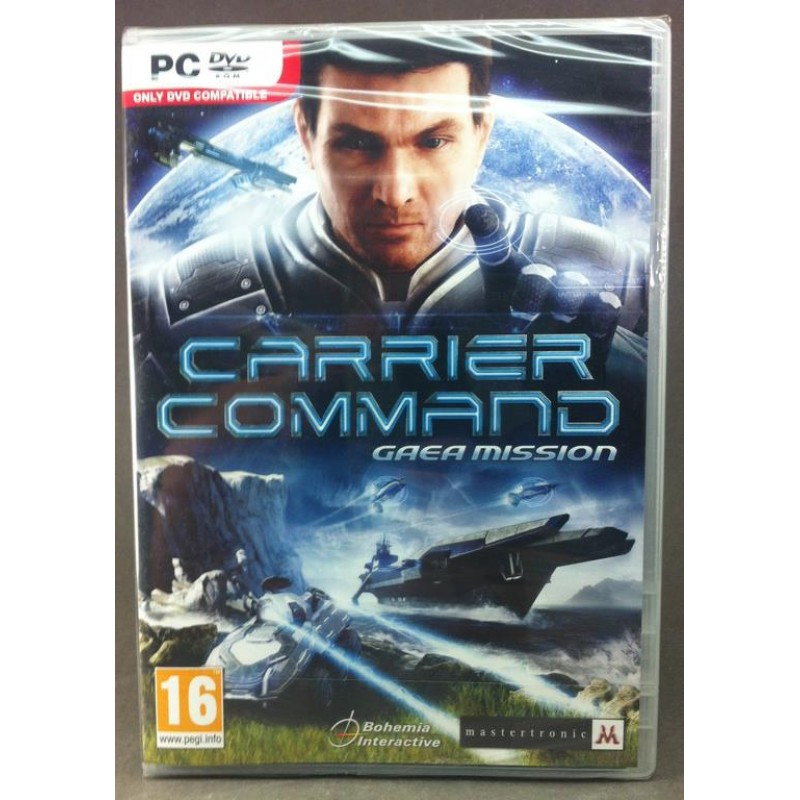 PC CARRIER COMMAND : GAEA MISSION