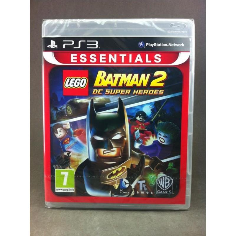 PS3 LEGO BATMAN 2 : DC SUPER HEROES ESSENTIALS
