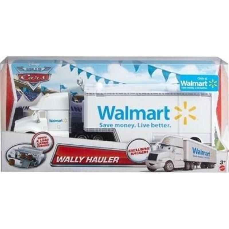 DISNEY PIXAR CARS - WALLY HAULER (BLV13)
