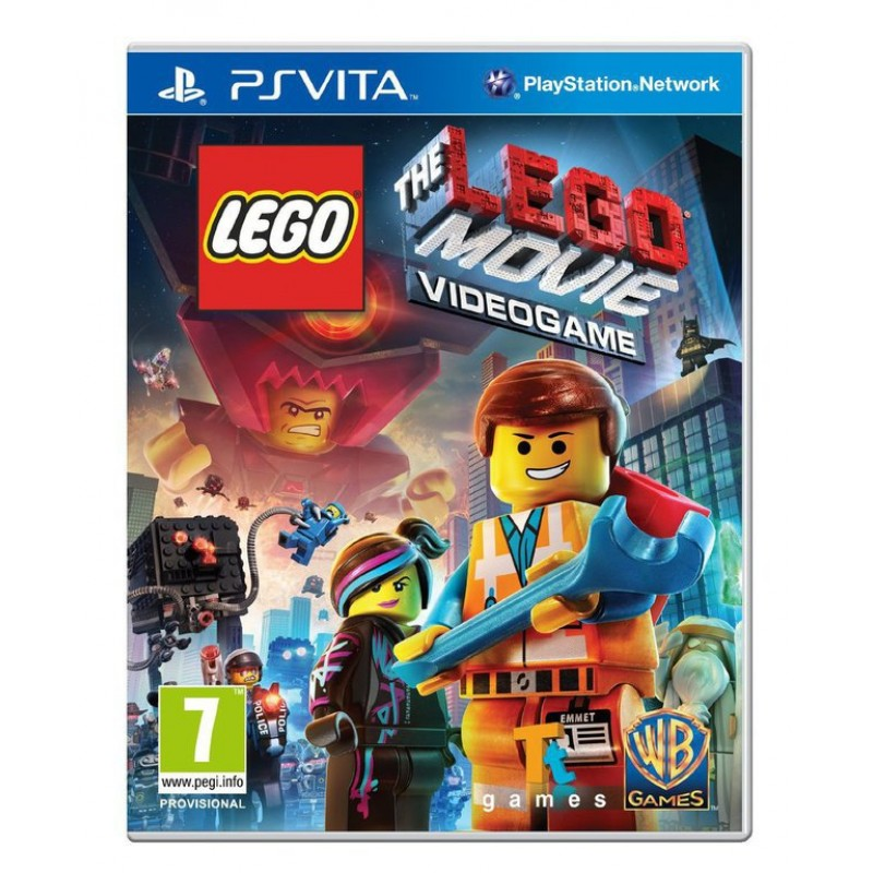 PSVT THE LEGO MOVIE : VIDEOGAME