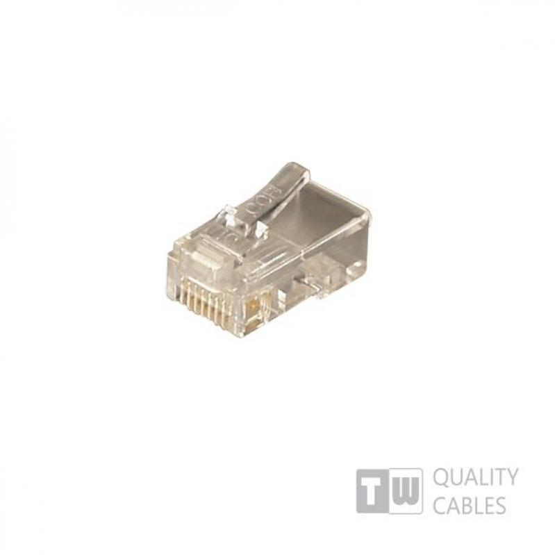 Connector Rj-45 Shielded