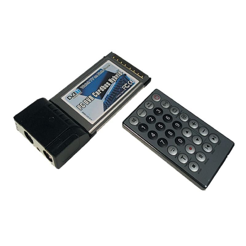 Cardbus MTV-520 DVB-T Dual