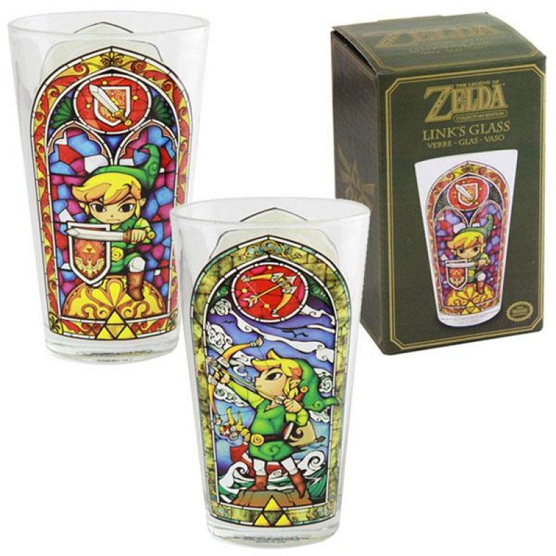 The Legend of Zelda -  Links Glass - PP3025NN