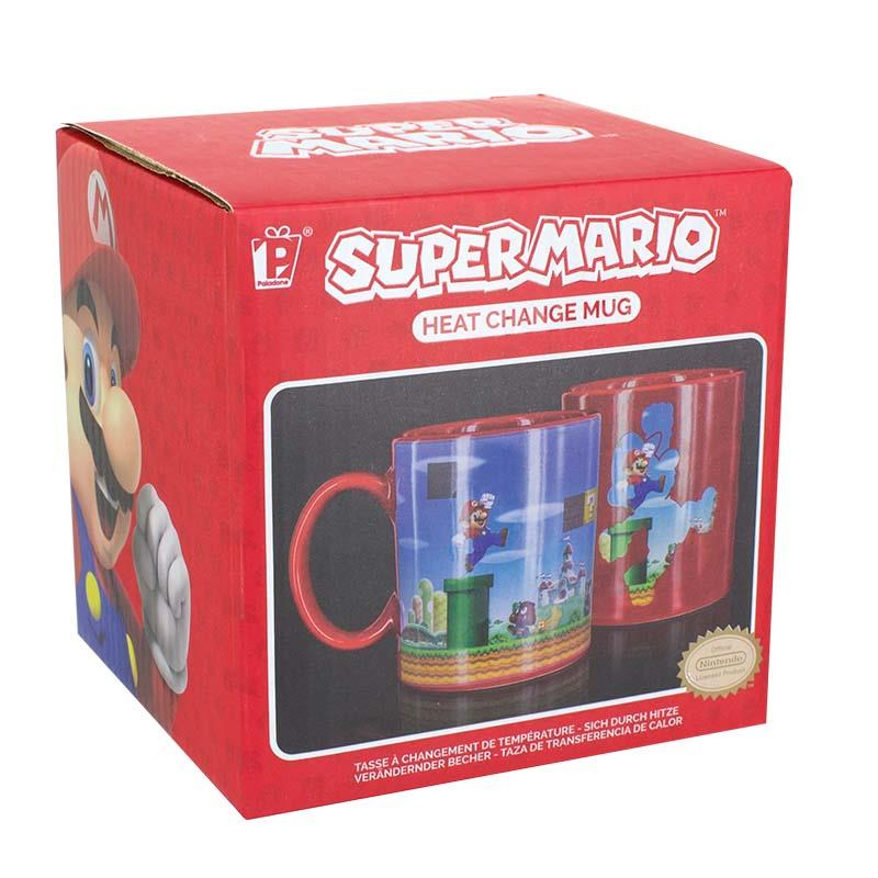 Nintendo Super Mario -  Heat Change Mug - PP3432NN