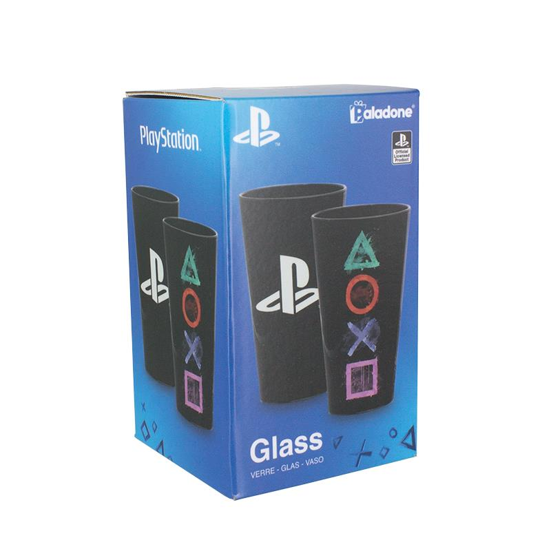 Playstation -  Glass - PP4128PS