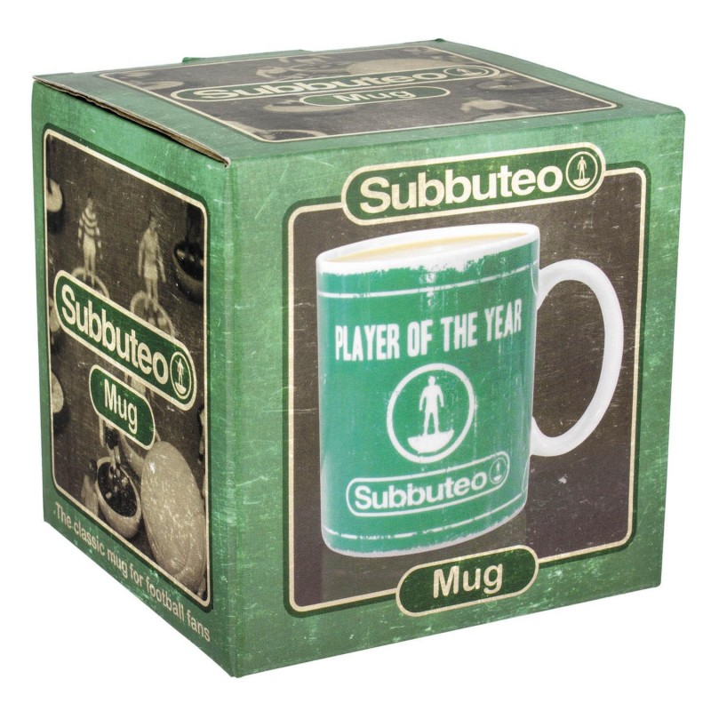 Subbuteo Mug -  Player of the Year Mug - PP3030SUB