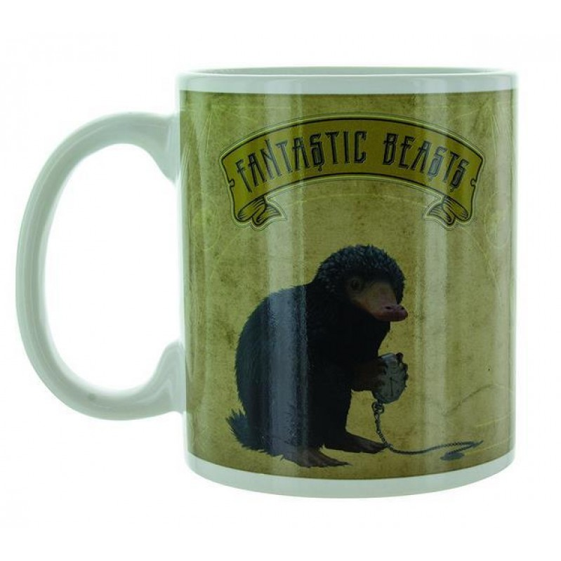 Fantastic Beasts -  Niffler Heat Change Mug - PP3882FB