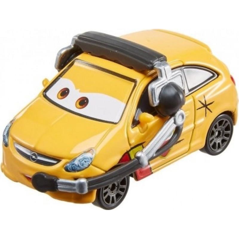 Disney Pixar Cars -  Petro Cartalina -  WGP Grand Prix Mundial - FLM13