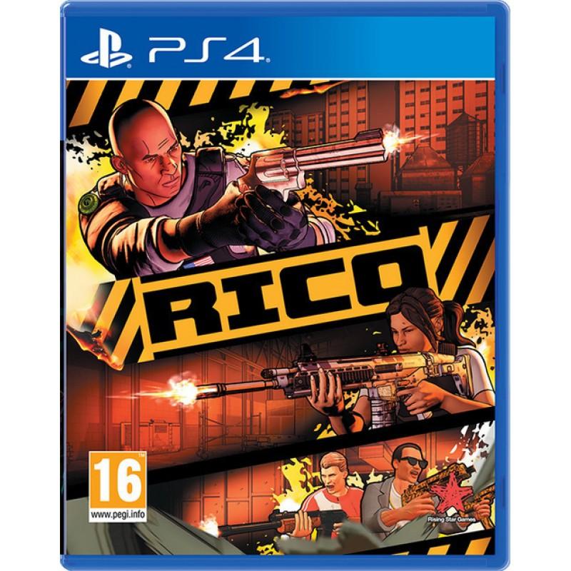 PS4 RICO