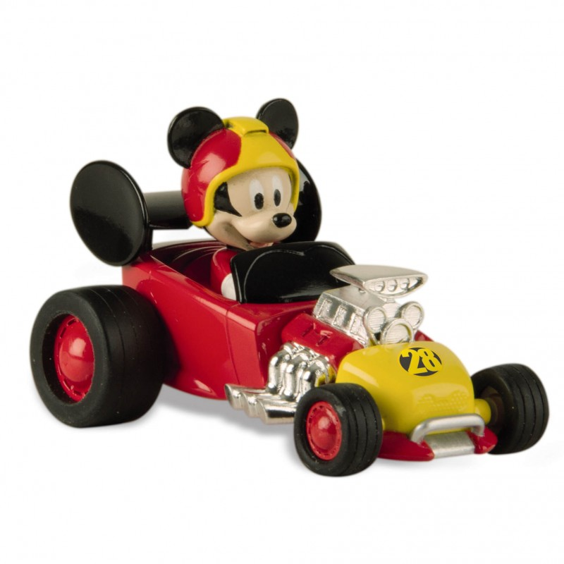 AS Mickey and the Roadster Racers - The Hot Doggin Hot Rod (182844)