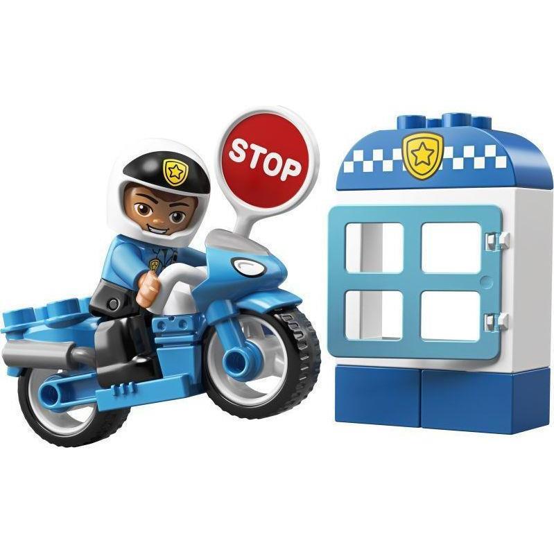 LEGO Duplo: Police Bike (10900)