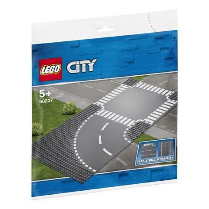 LEGO City: Curve and Crossroad (60237)