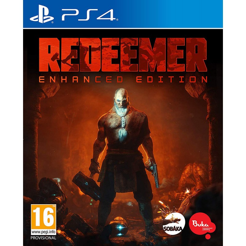 PS4 Redeemer - Enhanced Edition