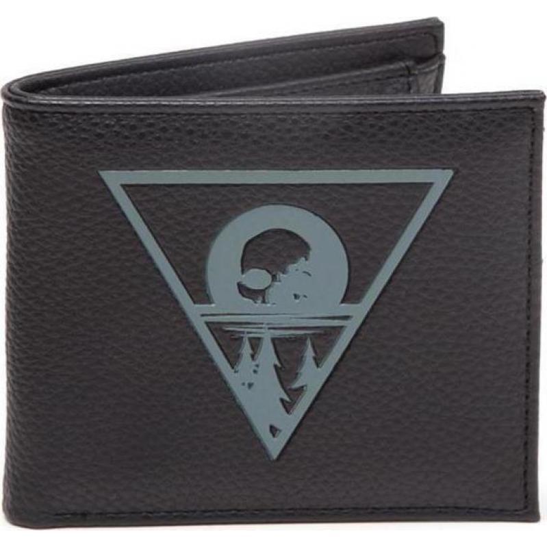 Days Gone-Debossing Bifold Wallet (MW767886DGO)