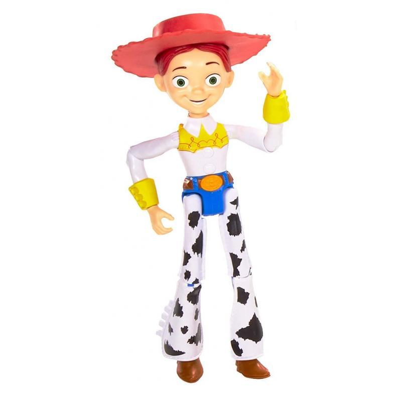 Mattel Toy Story 4 - Jessie Basic Poseable Figure (GDP70)