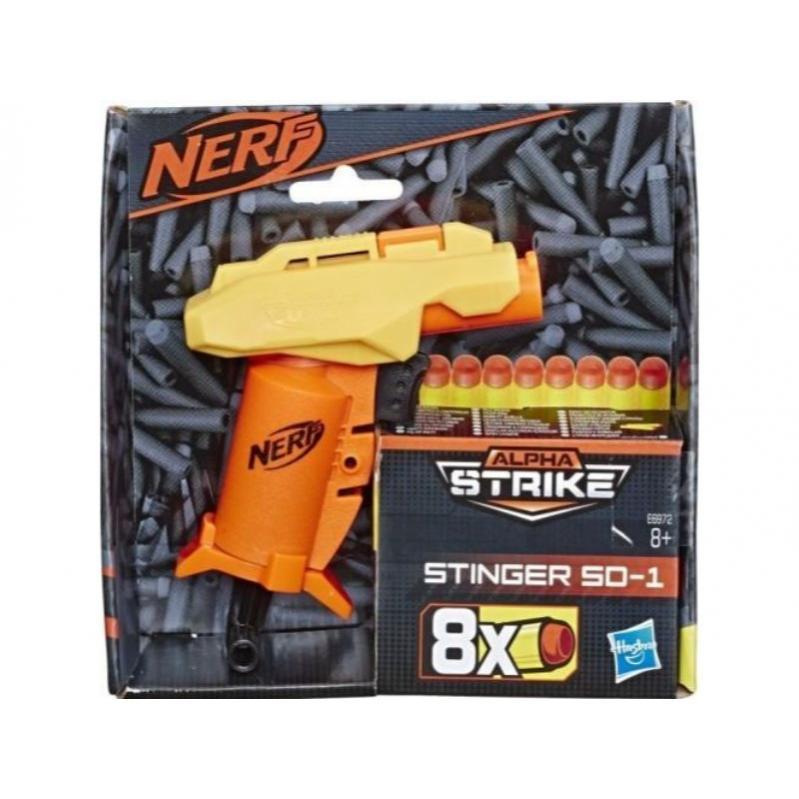 Hasbro Nerf: Alpha Strike - Stinger SD-1 Set (E6972EU4)