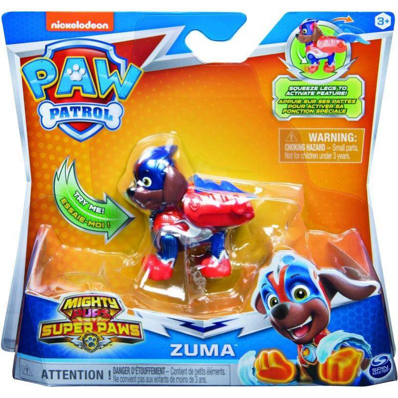 Spin Master Paw Patrol: Mighty Pups Super Paws - Zuma (20114290)