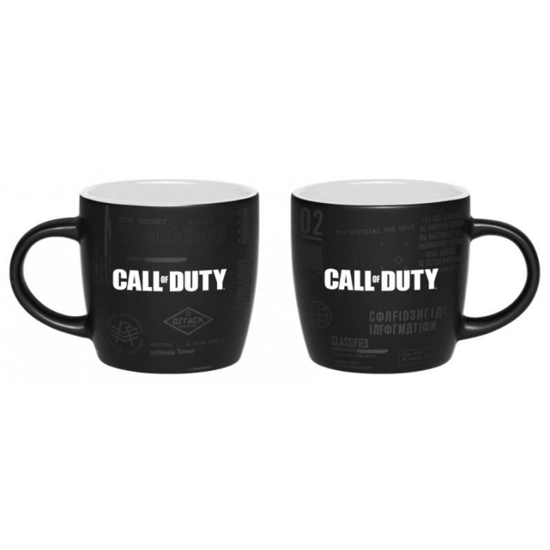 Gaya COD: Cold War - Top Secret Documents Two Colored Mug (GE4248) 4020628707354