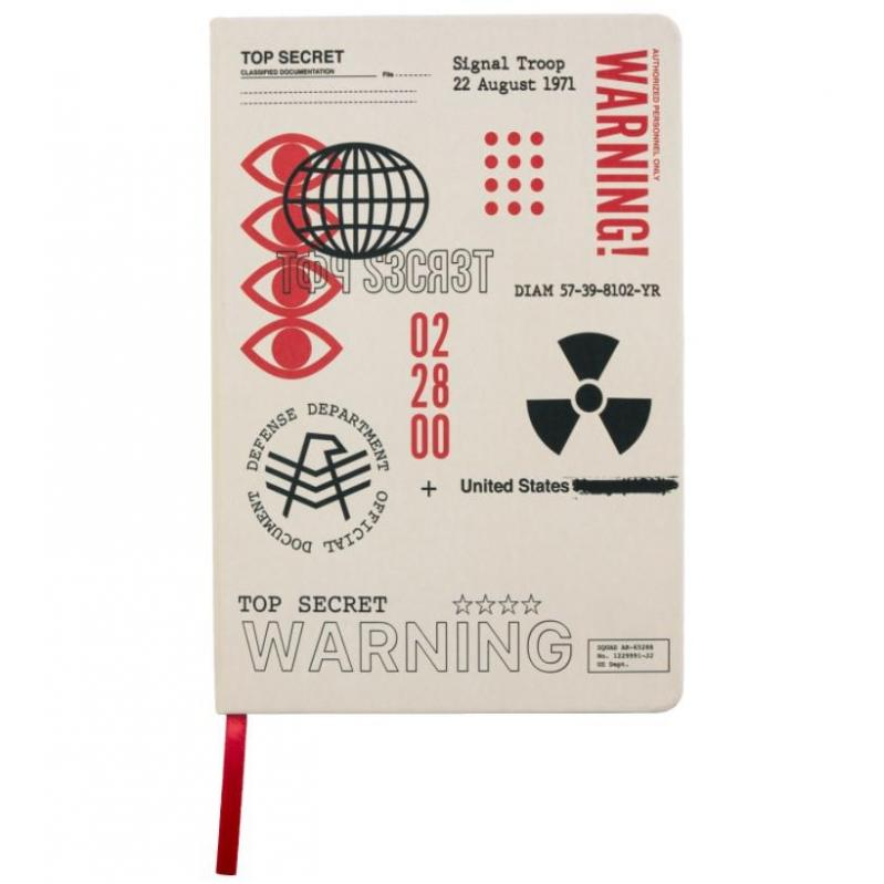 Gaya COD: Cold War - Top Secret Documents Notebook (GE4254) 4020628707330