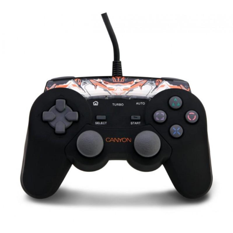 CANYON GAMEPAD GP3 PC/PS2/PS3 (GERA) 54913