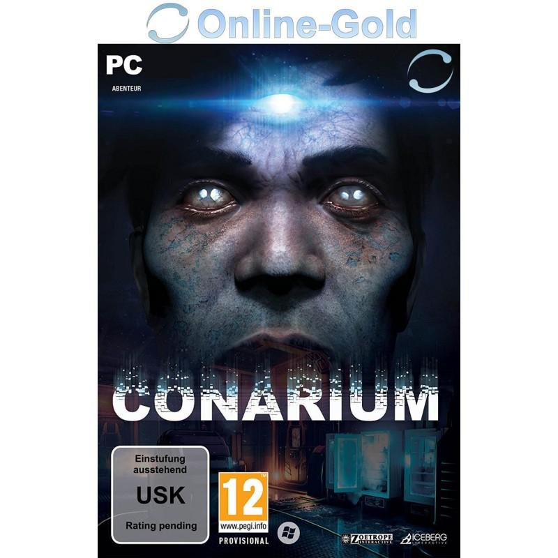 Conarium - PC Online Game Code Steam-Κωδικός για κατέβασμα χωρίς CD-DVD