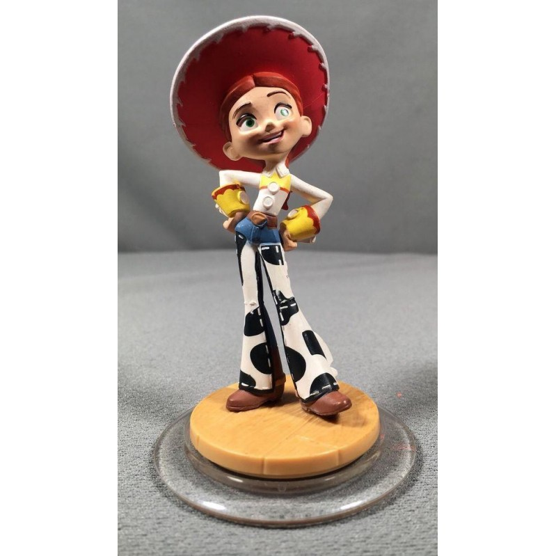 Disney Infinity Character -  Jessie - Video Game Toy
