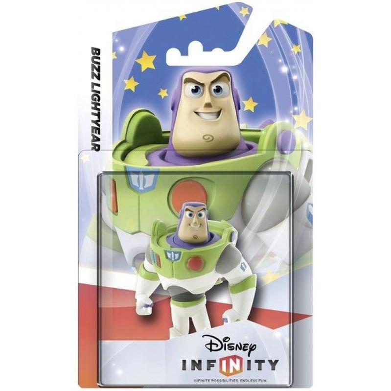 Disney Infinity Character -  Buzz Lightyear - Video Game Toy (CRD) 48056