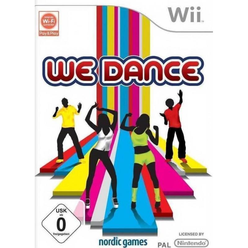 We Dance - Wii
