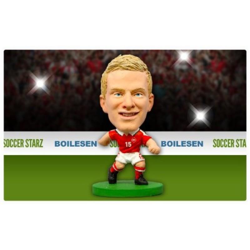 Soccerstarz- Denmark Nicolai Boilsen-Figures
