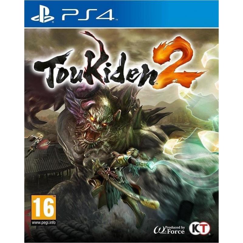 PS4 TOUKIDEN 2