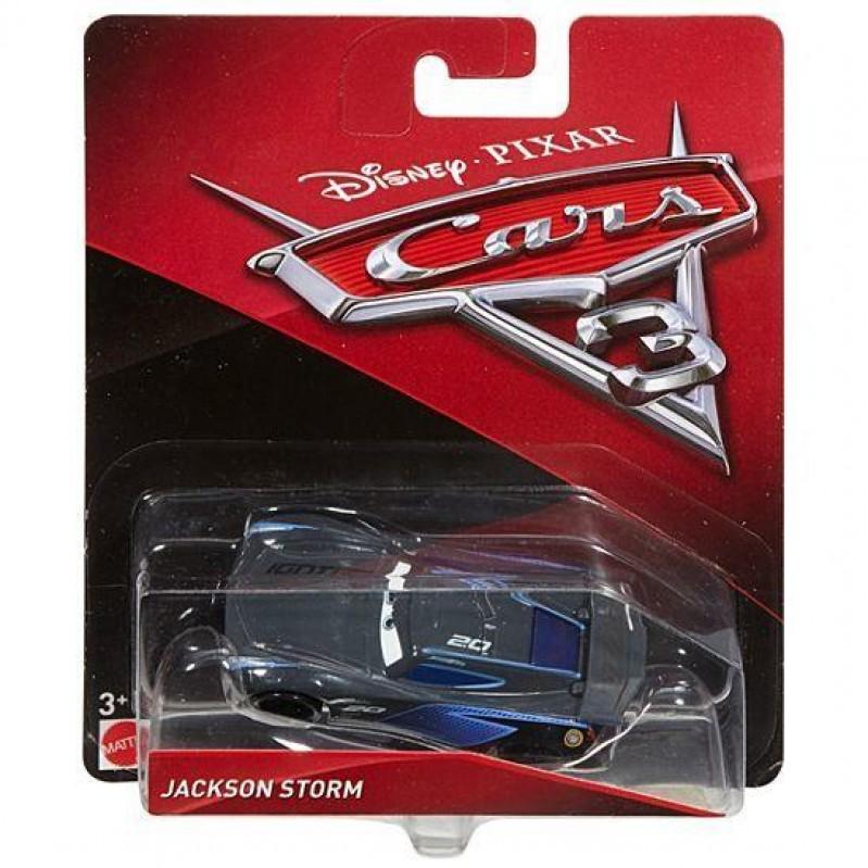 Disney Pixar Cars 3 - Jackson Storm (DXV34)