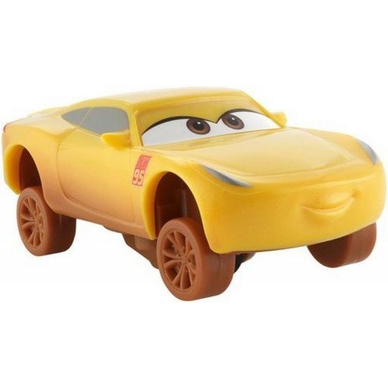 Disney Pixar Cars 3 - Crazy 8 Crashers - Cruz Ramirrez Vehicle (DYB05)