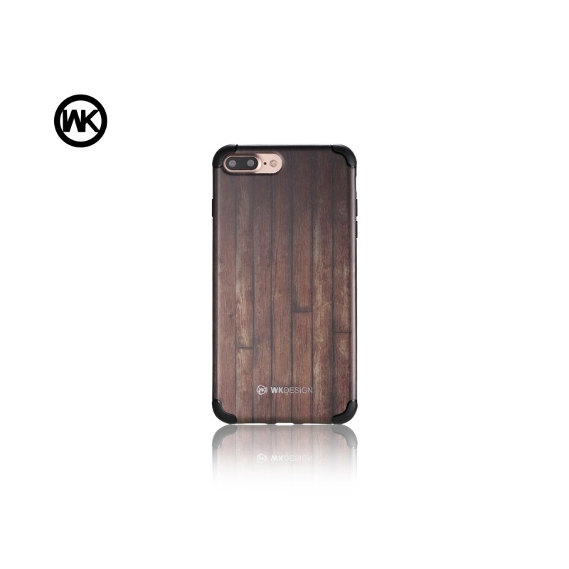 WK MINTO ΘΗΚΗ iPHONE 6 - 6S BROWN